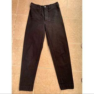 Jesse Kamm Ranger Pants Black Size 4